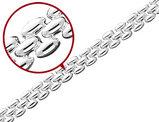 Fancy Bracelet in Sterling Silver