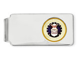 U.S. Air Force Money Clip in Sterling Silver