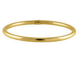 Baby Slip-On Bangle in 14K Yellow Gold